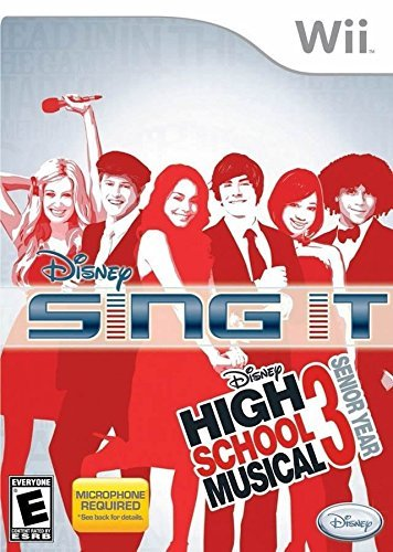 Wii Disney Sing It High School Mus