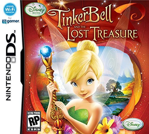 Nintendo Ds Disney Fairies Tinkerbell & Th Disney Interactive Distri E