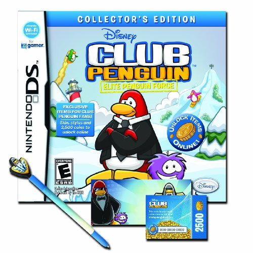 Nintendo Ds Club Penguin Special Edition B Disney Interactive Distributio E