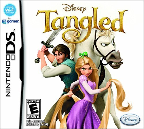 Nintendo Ds Tangled Disney Interactive Distri E