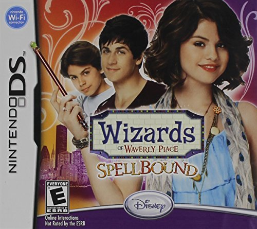 Ninds Wizards Of Waverly Place Spellbound