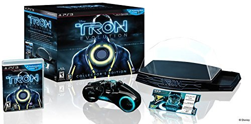 Ps3 Tron Evolution Coll. Ed.