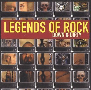 Legends Of Rock Series Down & Dirty Pop Motorhead Belladonna Gtr Legends Of Rock Series