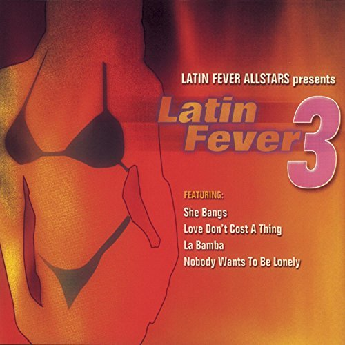 Latin Fever Allstars Vol. 3 Latin Fever