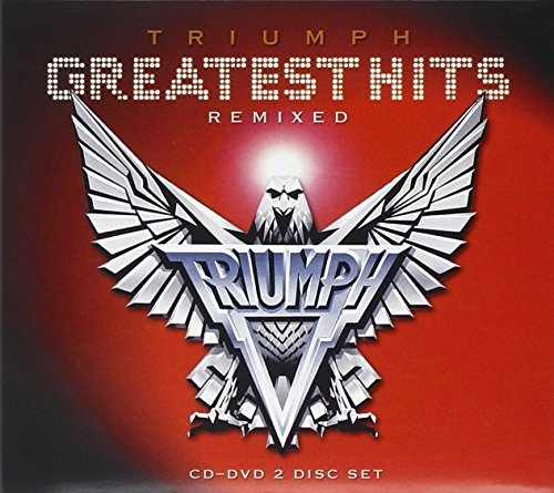 Triumph Triumph Greatest Hits Remixed Incl. DVD