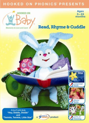 Hooked On Baby Bedtime Clr Nr