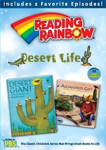 Reading Rainbow Desert Life
