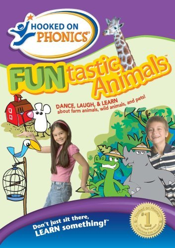 Funtastic Animals Funtastic Animals Clr Nr