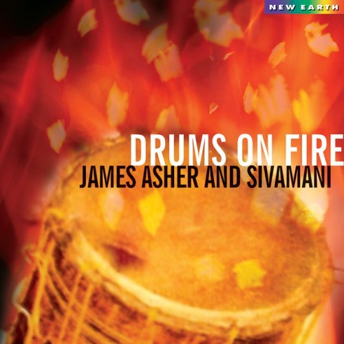 James & Sivamani Asher Drums On Fire