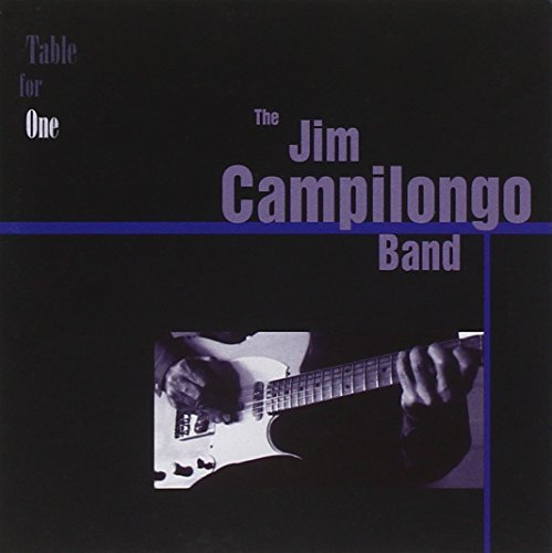 The Jim Campilongo Band Table For One Hdcd