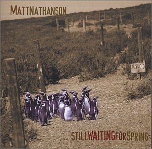 Matt Nathanson Still Waiting For Spring