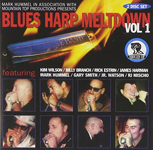 Blues Harp Meltdown Blues Harp Meltdown 2 CD Set