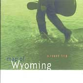 Map Of Wyoming Round Trip
