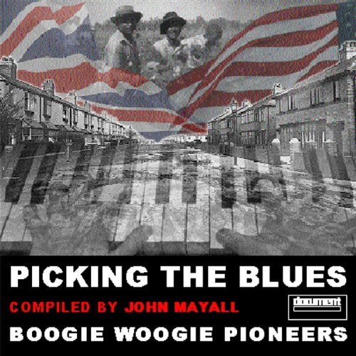 Picking The Blues Boogie Woog Picking The Blues Boogie Woog