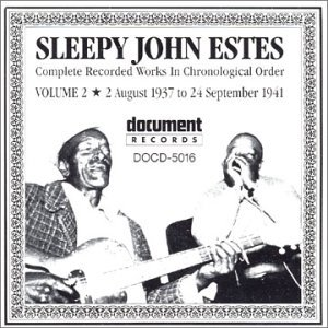 Sleepy John Estes Vol. 2 (1937 41)