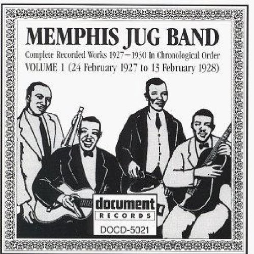 Memphis Jug Band Vol. 1 (1927 28)