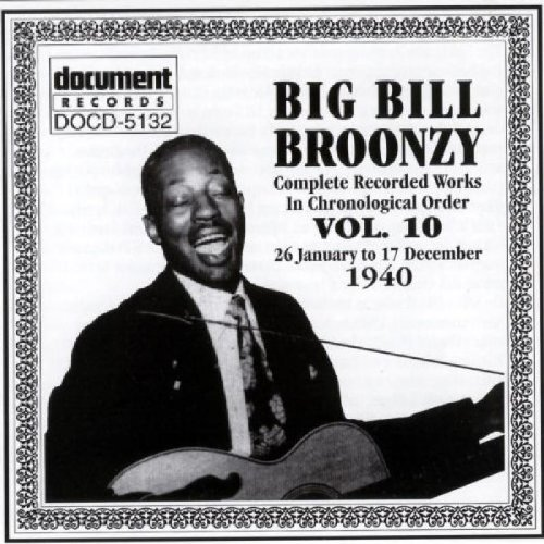 Bill Broonzy Vol. 10 (1940)