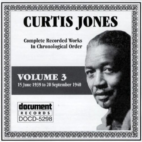 Jones Curtis Vol. 3 (1939 40)