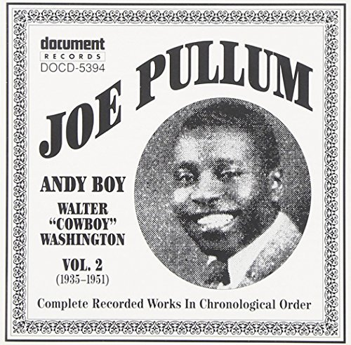Pullum Boy Washington Vol. 2