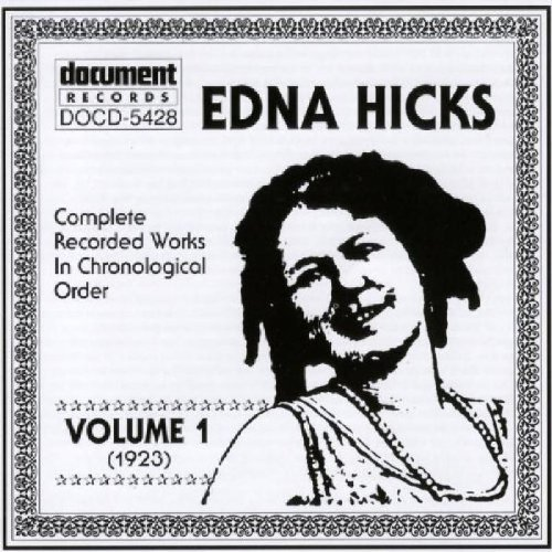Edna Hicks Vol. 1 (1923)