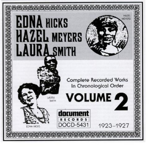Hicks Meyers Smith Vol. 2 (1923 27)