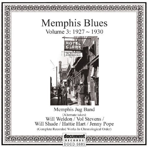 Memphis Blues Vol. 3 Memphis Blues
