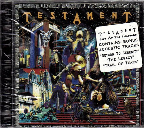 Testament Live At Fillmore