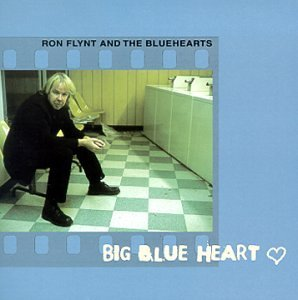 Flynt Ron & Bluehearts Big Blue Heart