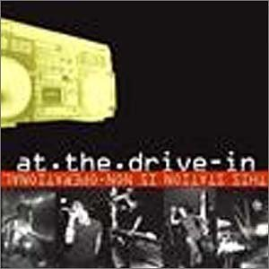 At The Drive In Anthology This Station Is Non Incl. DVD
