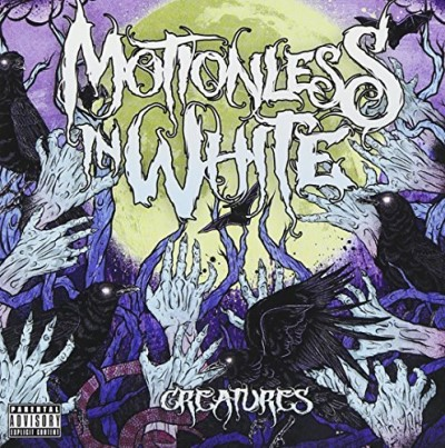 Motionless In White Creatures Explicit Version