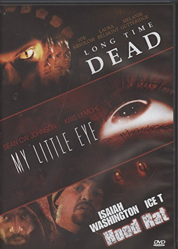 Long Time Dead My Little Eye Hood Rat Triple Feature
