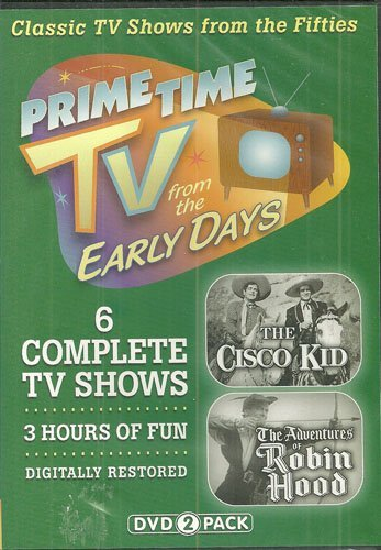 Duncan Renaldo Prime Time Tv From The Early Days The Cisco Kid