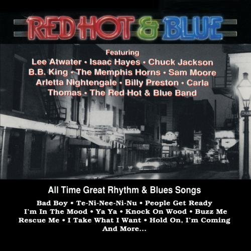 Red Hot & Blue Red Hot & Blue All Time Great Atwater Hayes King Preston