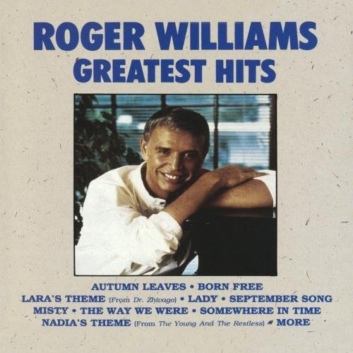 Roger Williams Greatest Hits CD R