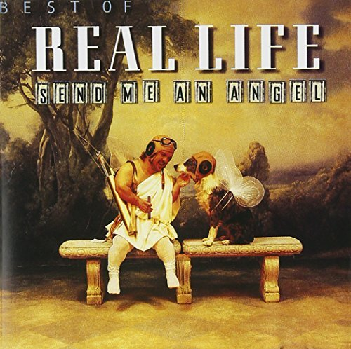 Real Life Best Of Send Me An Angel CD R