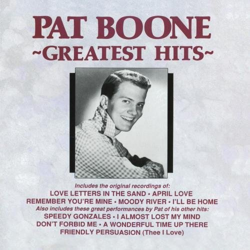 Pat Boone Greatest Hits CD R