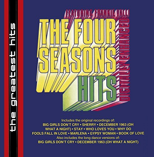 Four Seasons Hits CD R