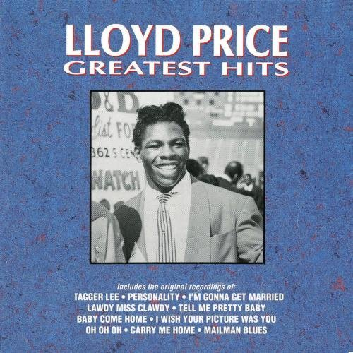 Lloyd Price Greatest Hits CD R
