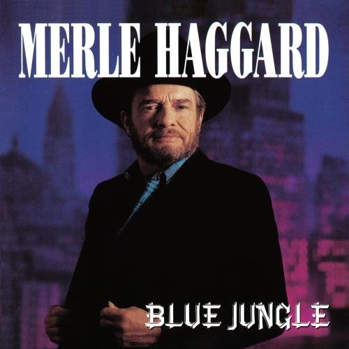 Merle Haggard Blue Jungle CD R