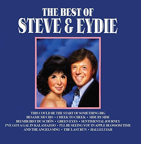 Lawrence Gorme Best Of Steve & Eydie CD R