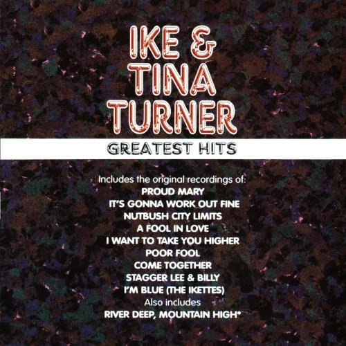 Ike & Tina Turner Greatest Hits CD R