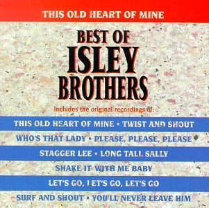 Isley Brothers Best Of Isley Brothers CD R