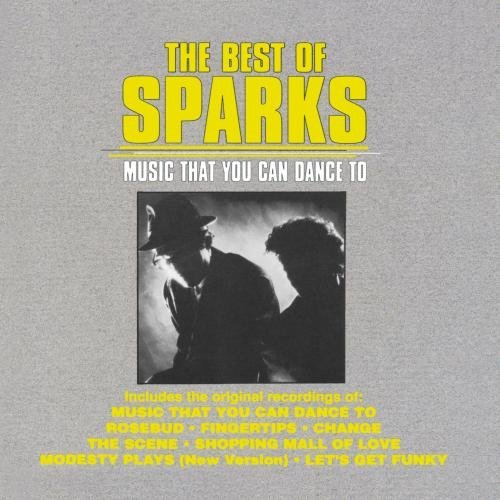 Sparks Best Of Sparks CD R
