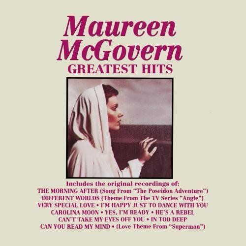 Maureen Mcgovern Greatest Hits CD R