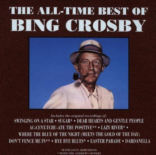 Bing Crosby All Time Best Of CD R