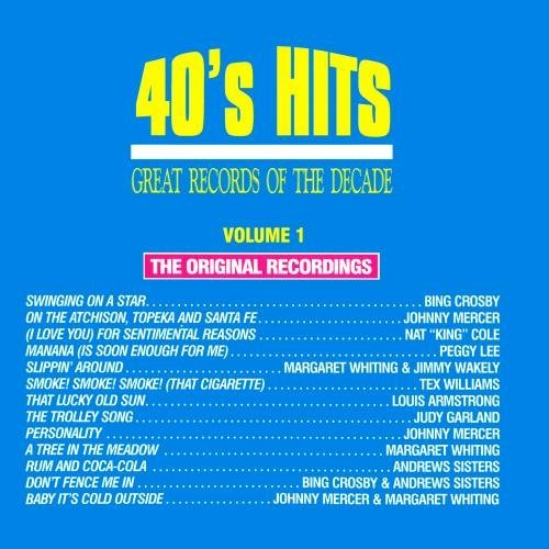 Great Records Of The Decade Vol. 1 40's Hits CD R Great Records Of The Decade