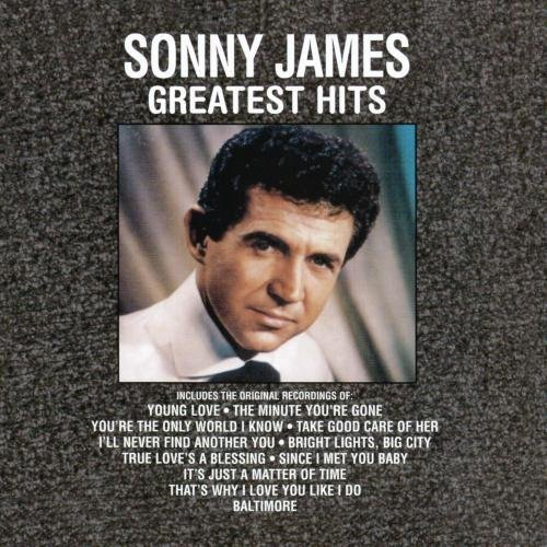 Sonny James Greatest Hits CD R