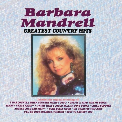 Barbara Mandrell Greatest Country Hits CD R