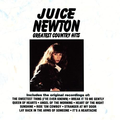 Juice Newton Greatest Country Hits CD R