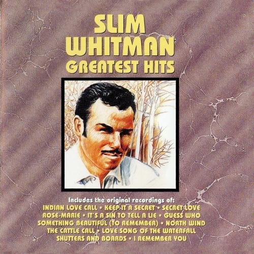 Slim Whitman Greatest Hits CD R